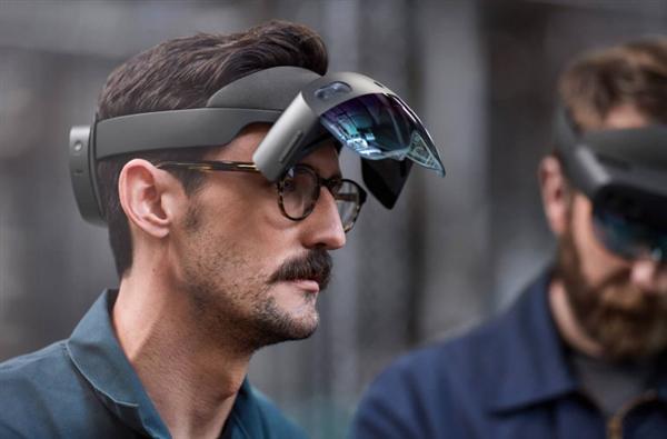 微软   Hololens 2 VR眼镜